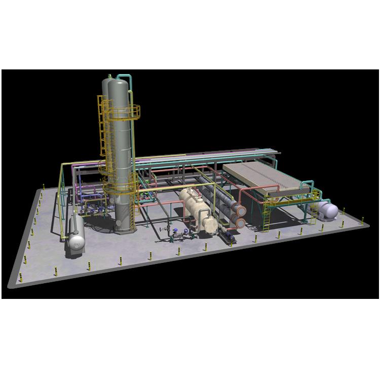 3d Refinery Unit Modules